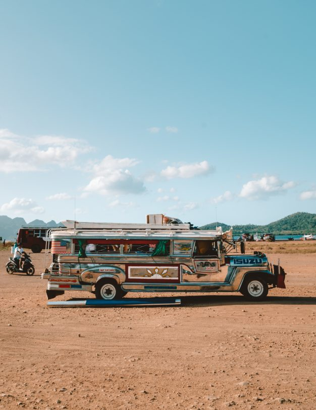 things to do coron philippines jeepney