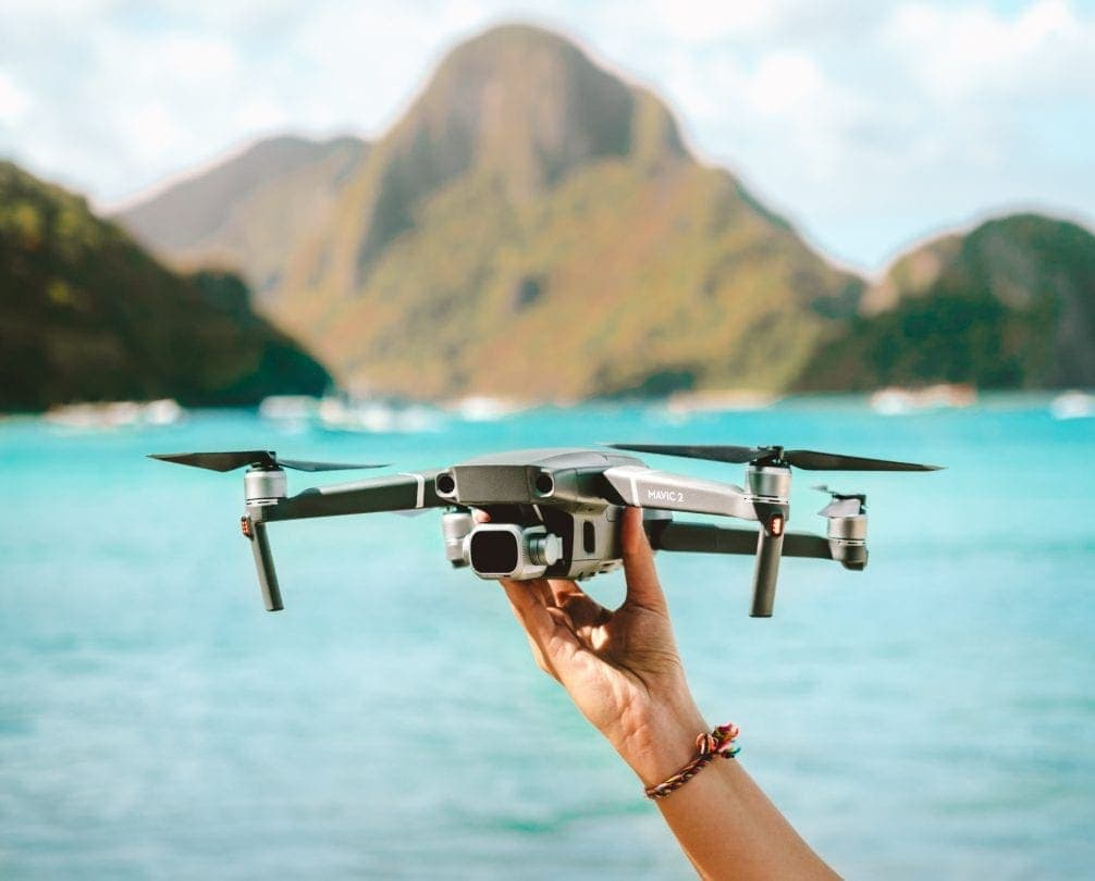 travel photography camera Salt in our hair drone