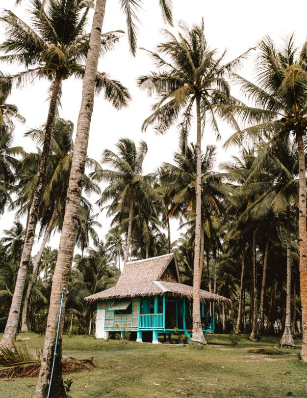 siargao philippines accomodation