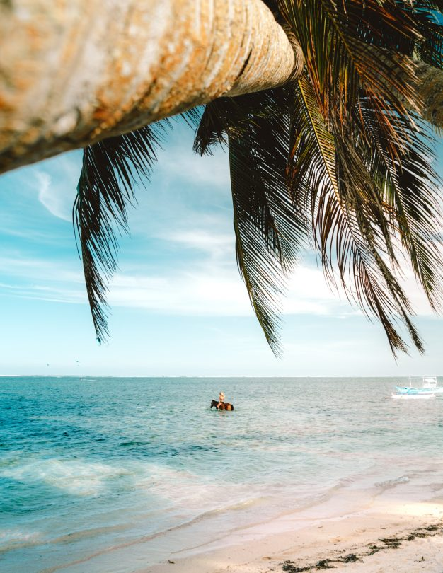 things to do siargao philippines horse riding