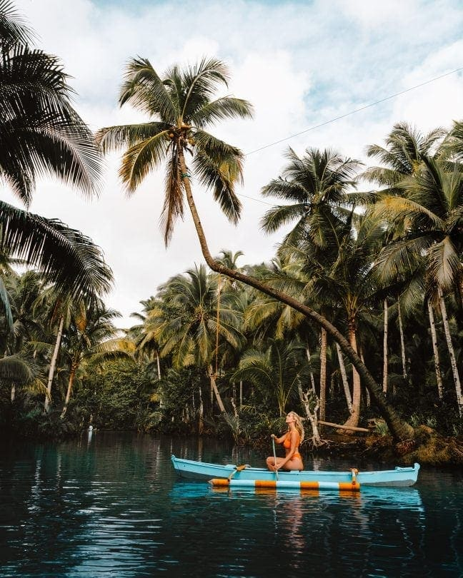 things to do siargao rope swing