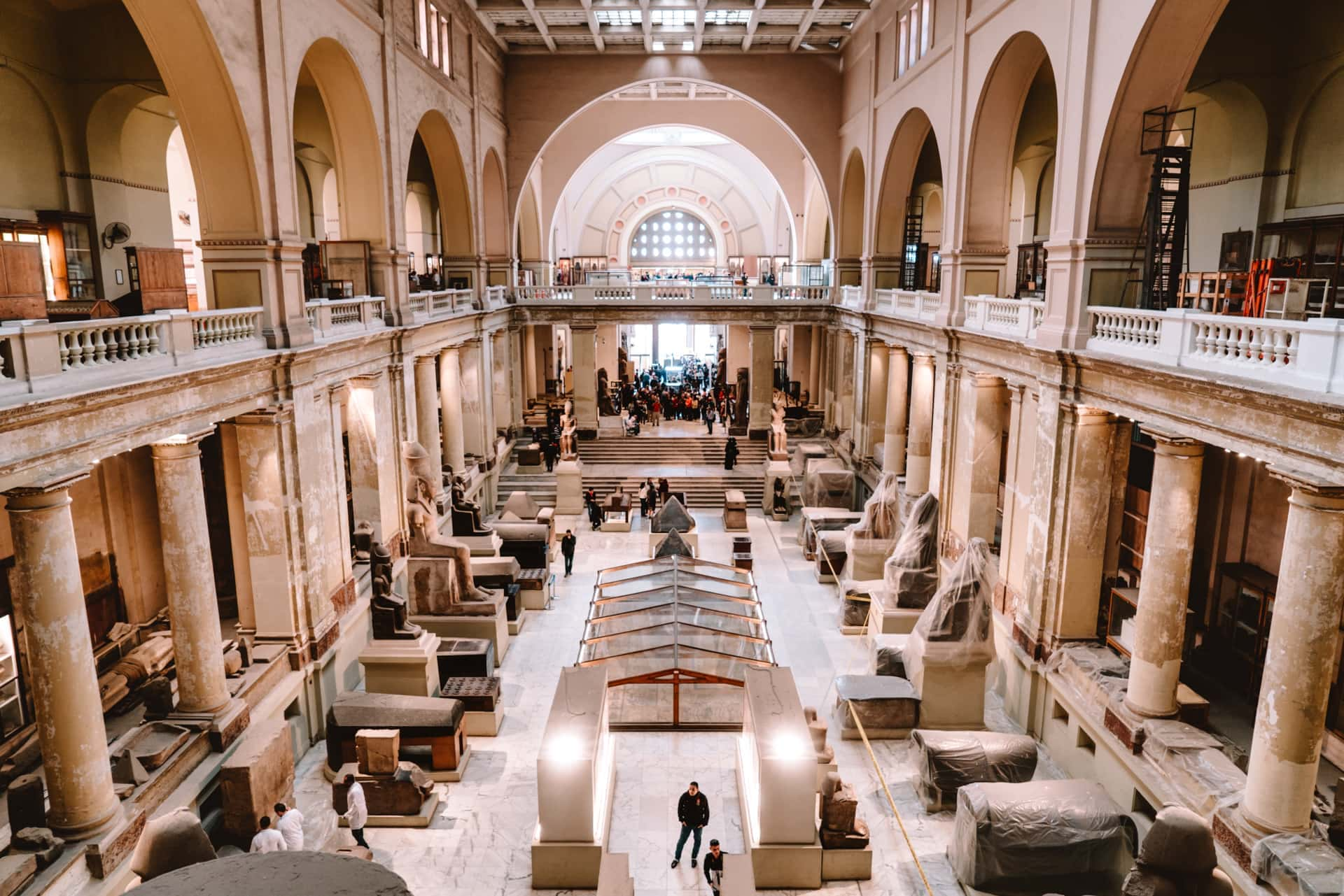 things to do in Cairo Egyptian Museum