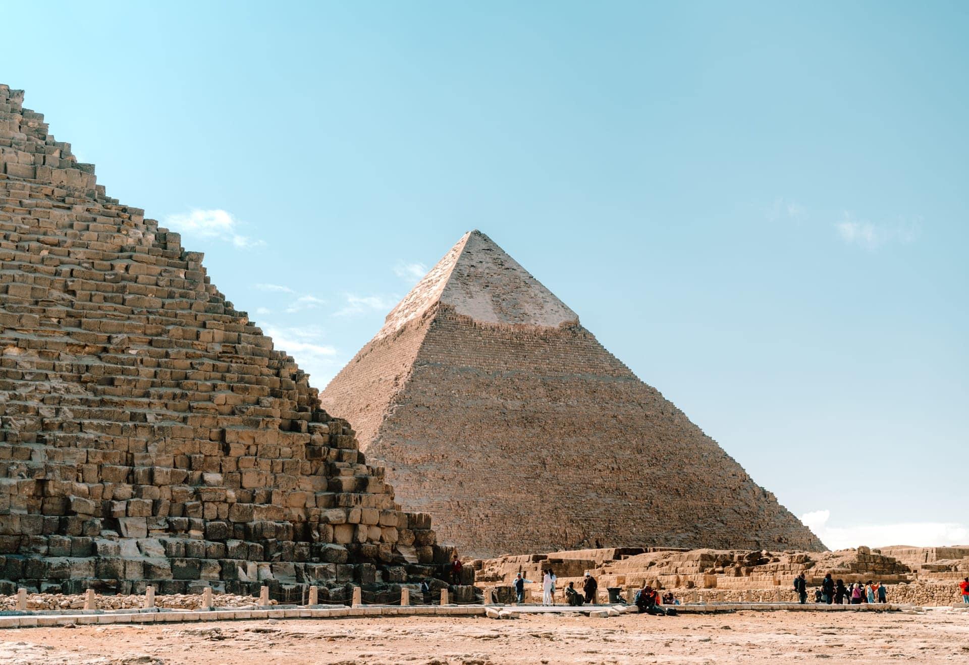 egypt cairo visit pyramids
