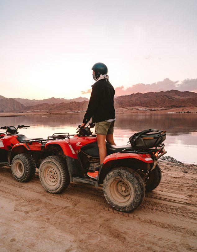 dahab atv ride egypt