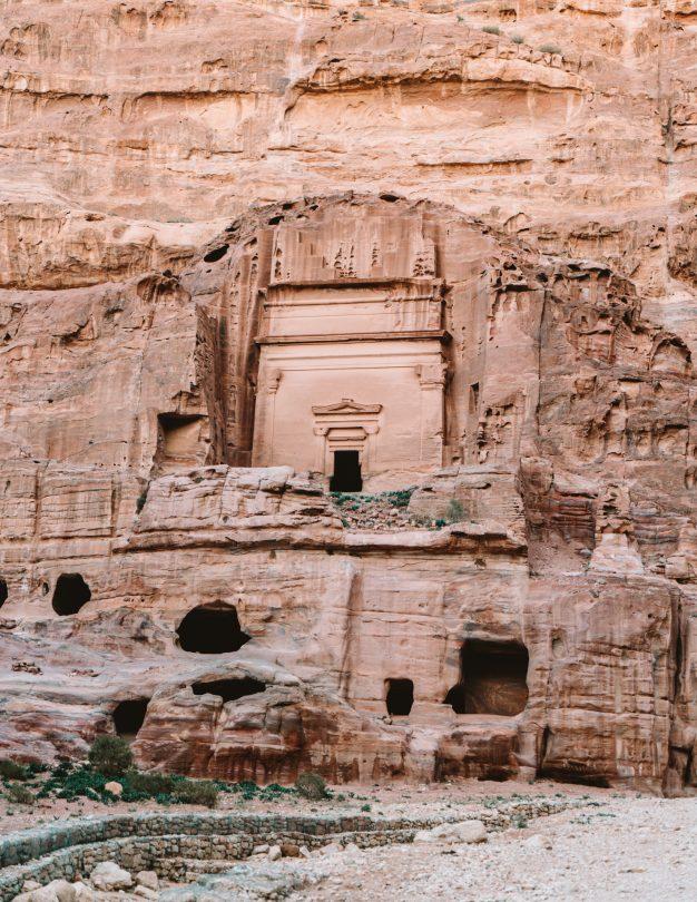 stone art petra jordan