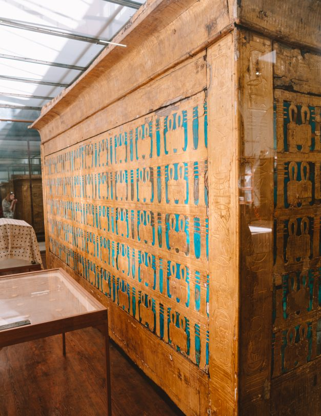 Egyptian Museum tomb