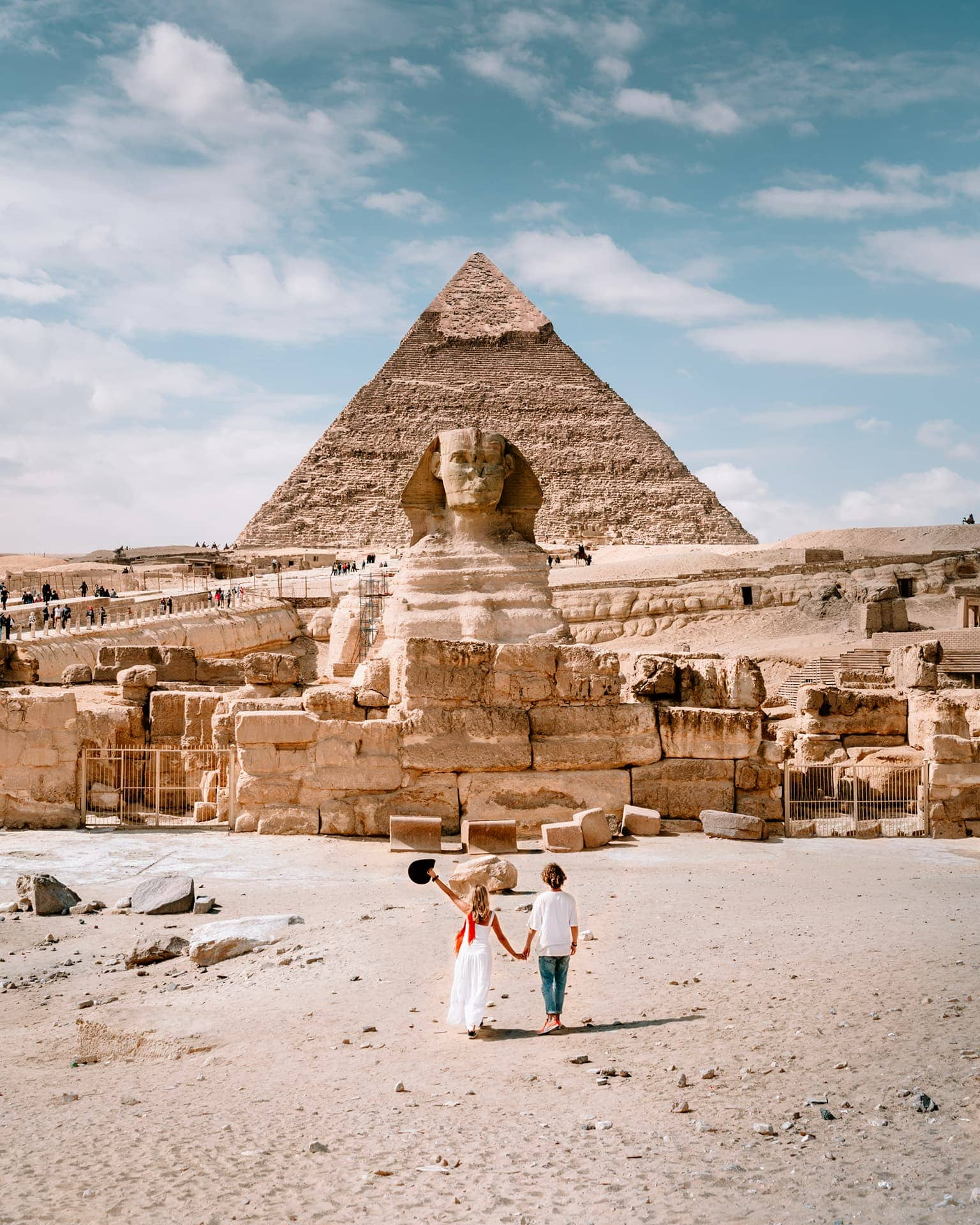 things to do Cairo Pyramids and Sphinx of Giza