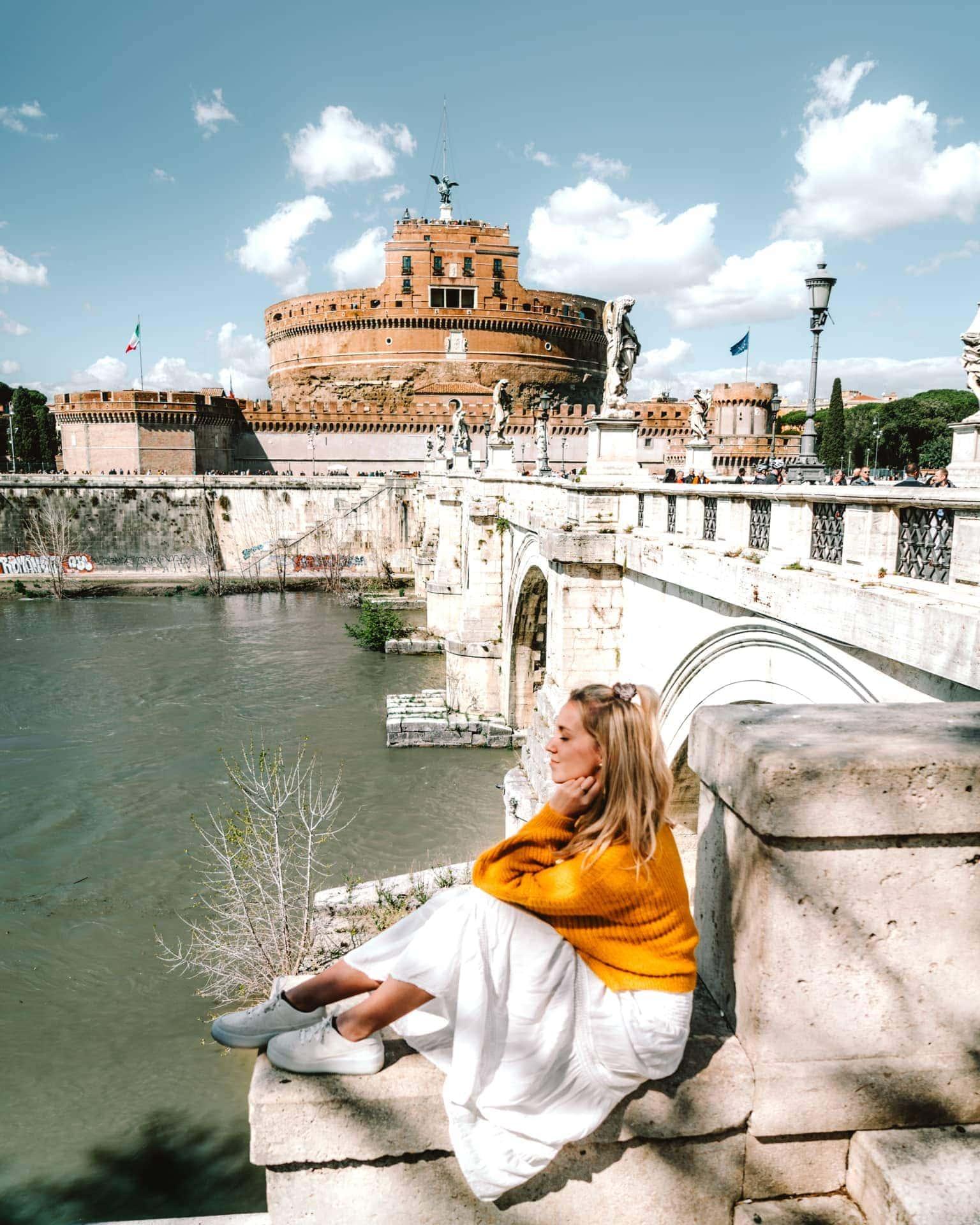 rome guide Castel Sant'Angelo