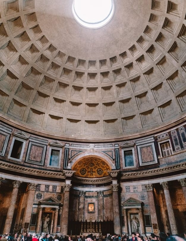 rome guide pantheon