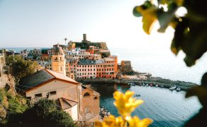 Cinque Terre, Five Colorful Villages of Italy