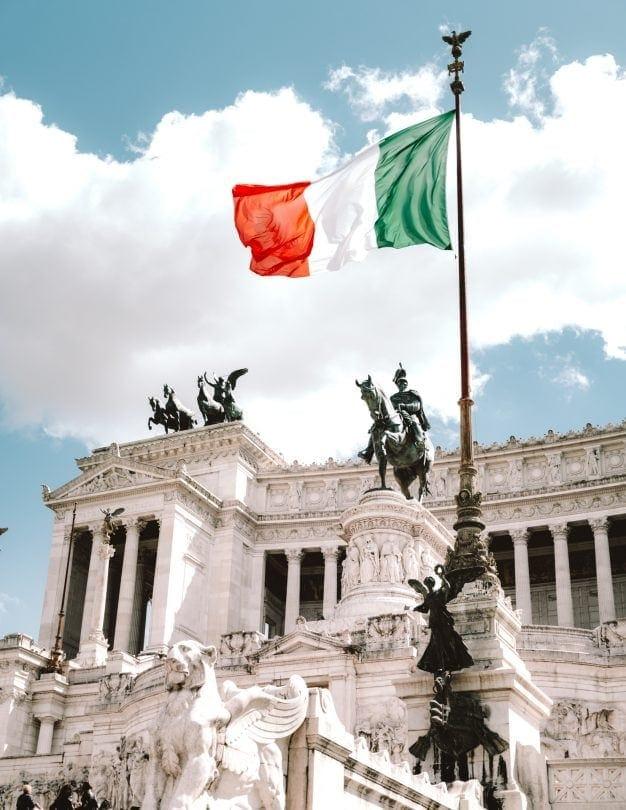 things to do rome Altare DellaPatria