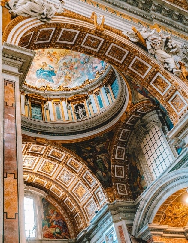 things to do rome St. Peter's Basilica