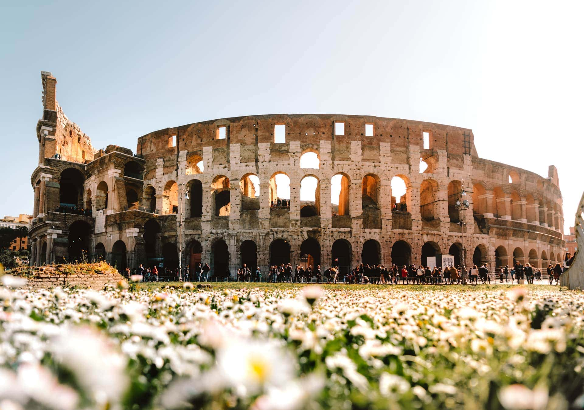 things to do rome italy Colosseum