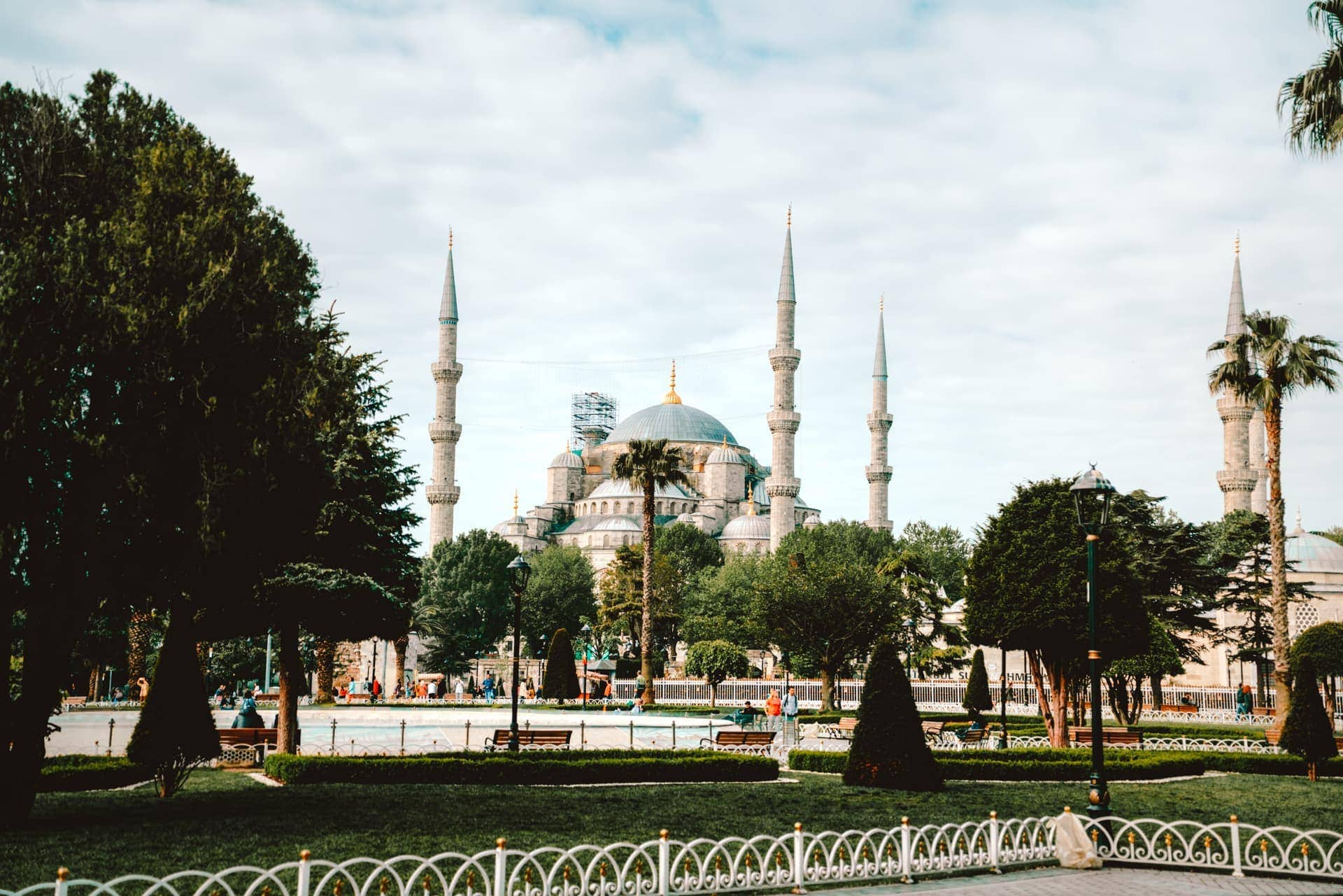 Sultan Ahmed Mosque istanbul
