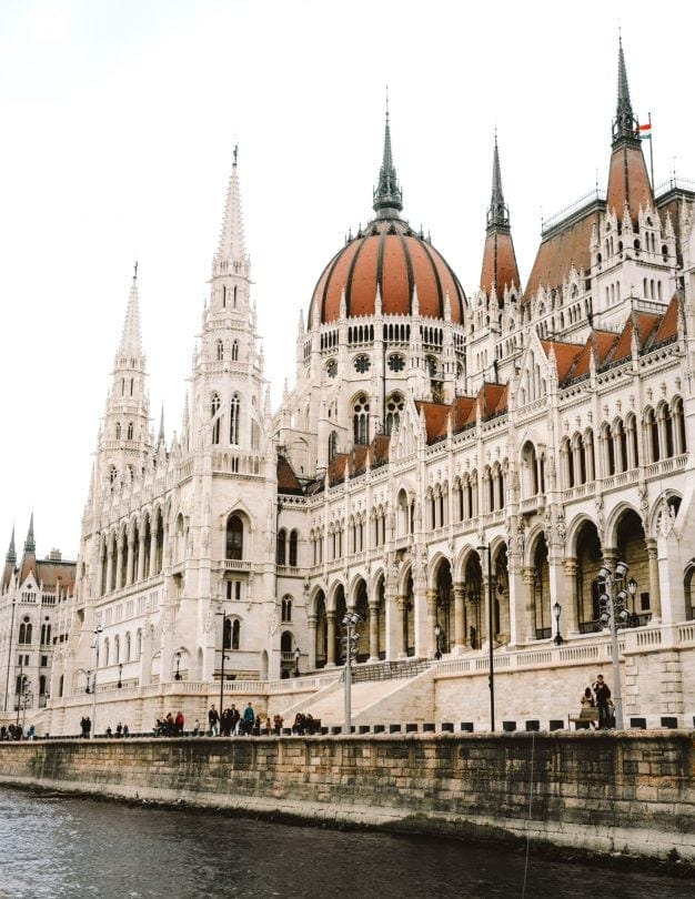 Things to do budapest Parliament Building