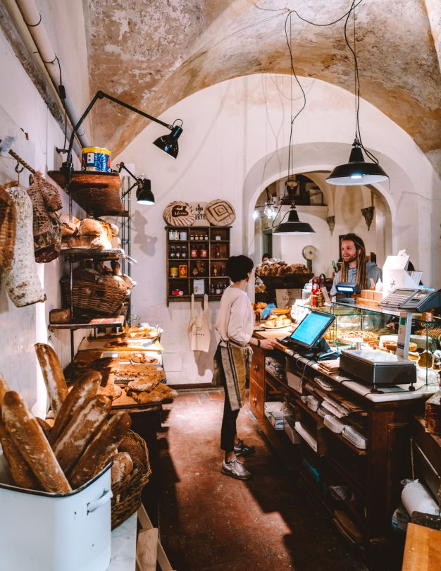 bakery S.forno florence