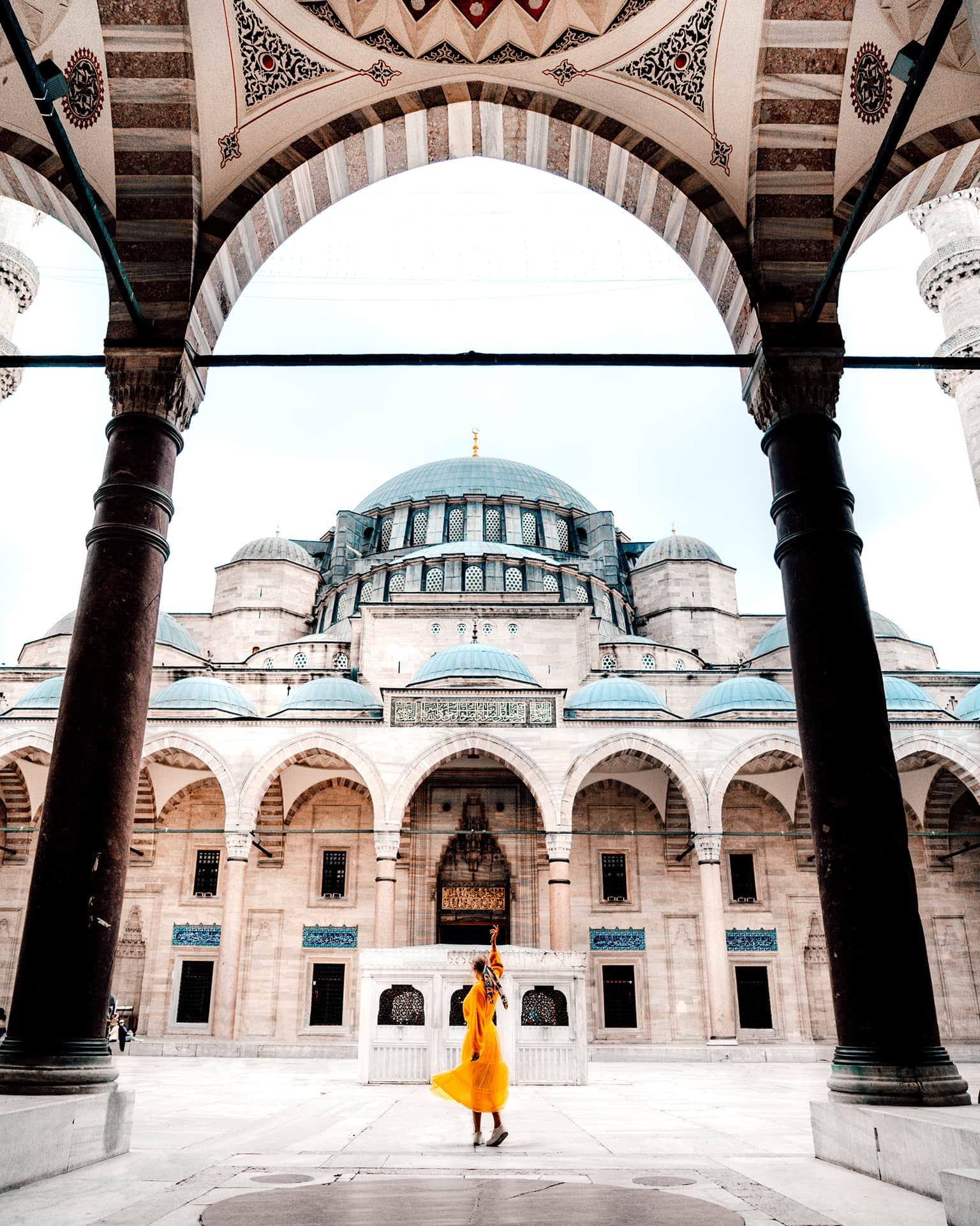 best things to do istanbul Suleymaniye Mosque