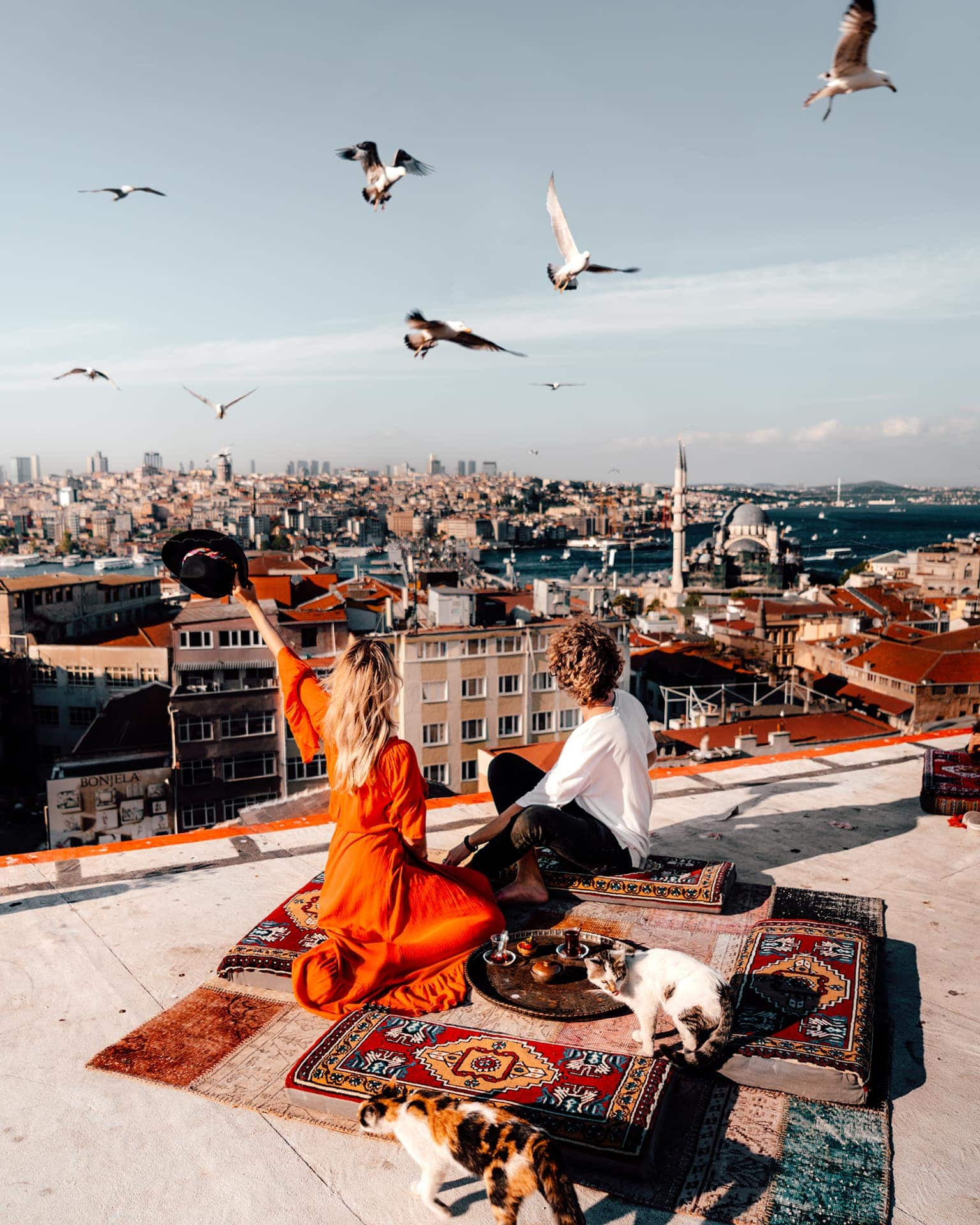 best things to do istanbul rooftop