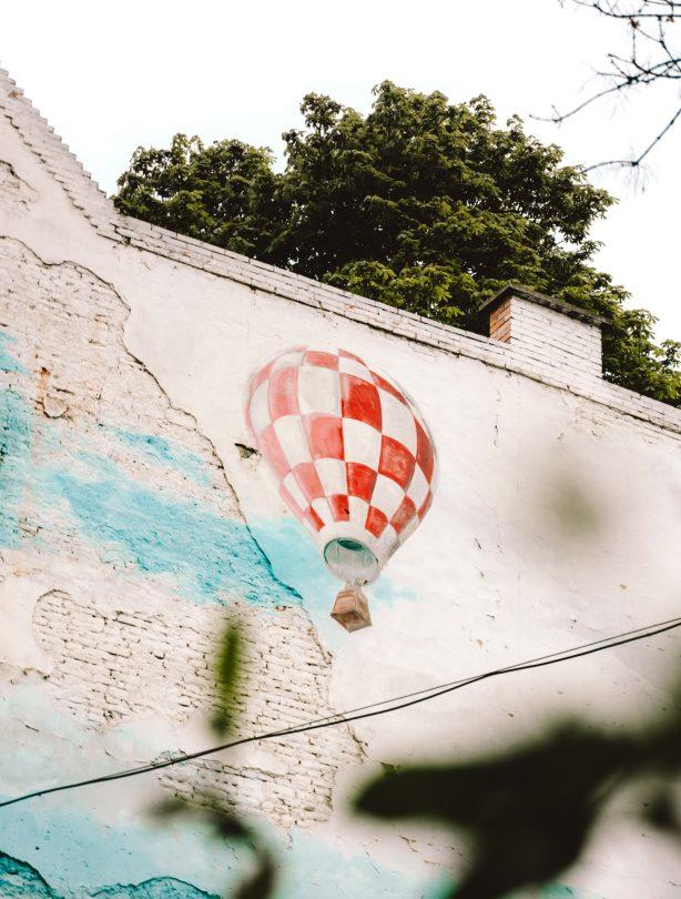 budapest city trip street art