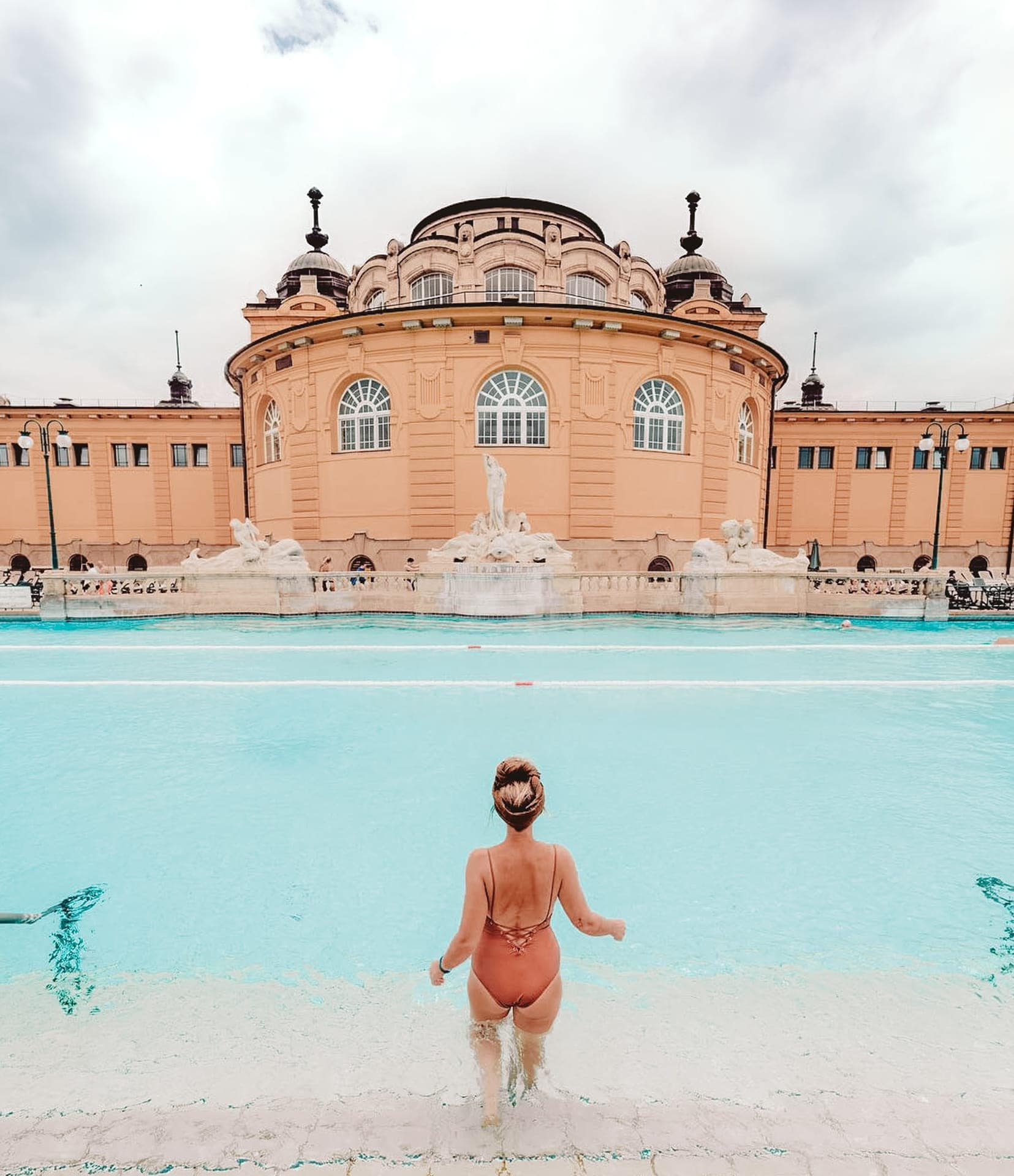 things to do budapest Thermal Bath
