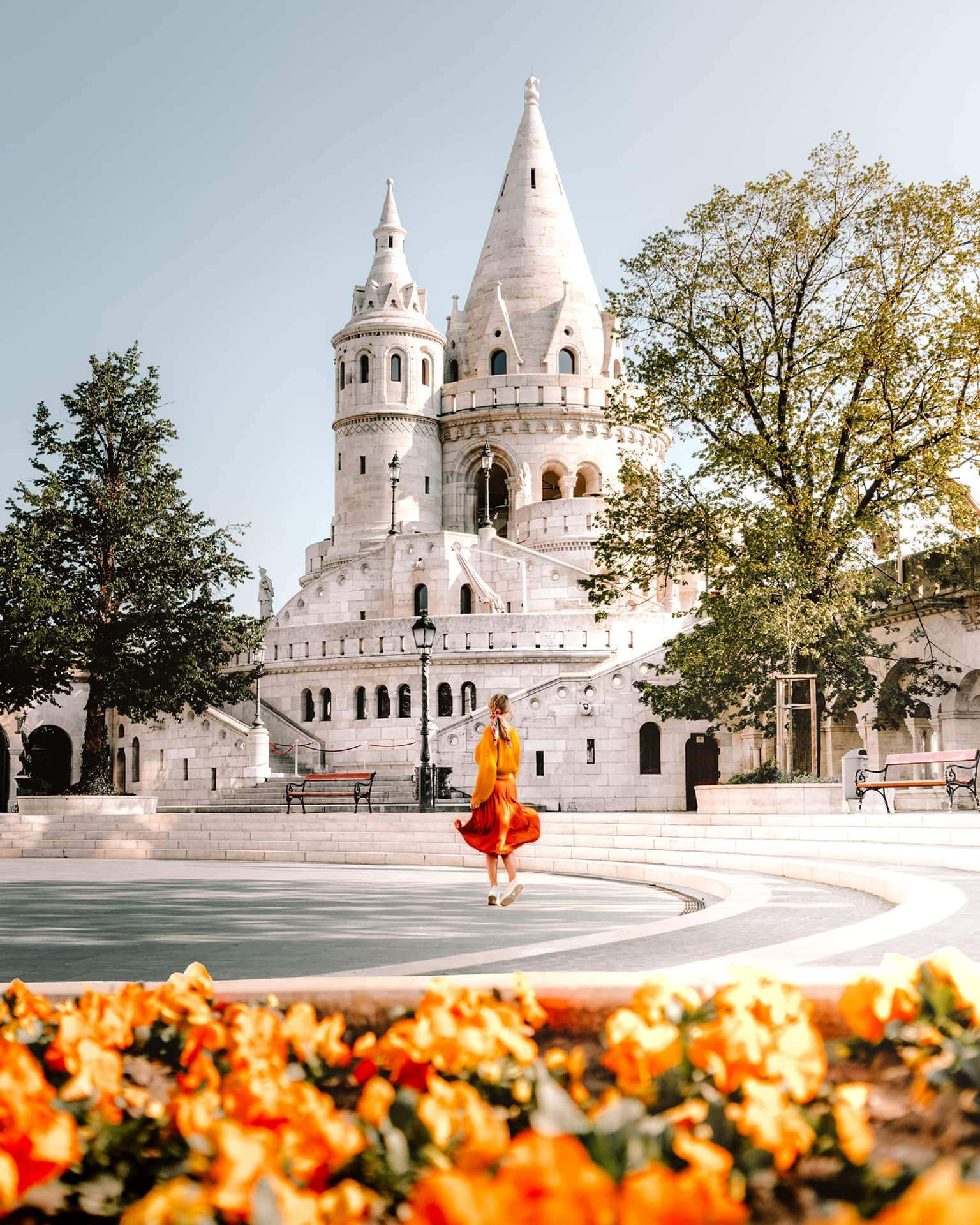 things to do budapest fishermans bastion