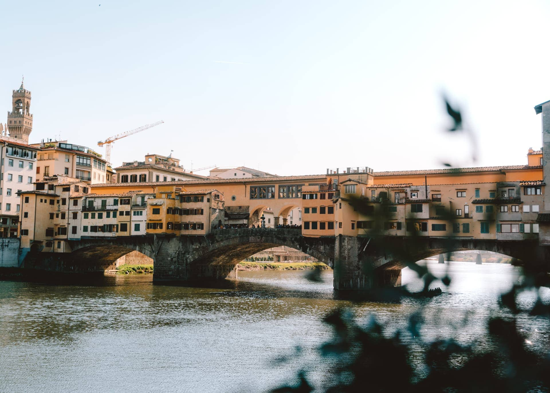 things to do florence Ponte Vecchio