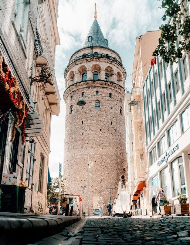 things to do istanbul galata tower